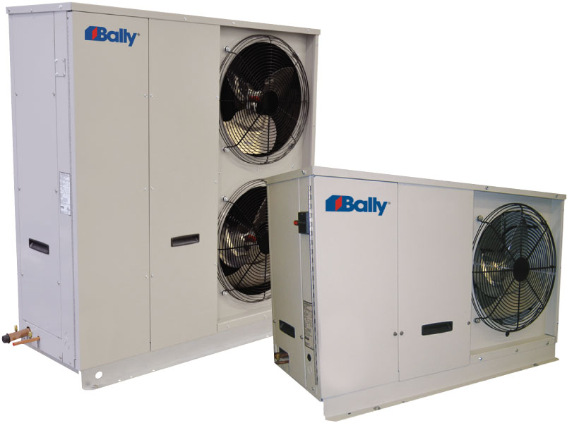 BQZ - Outdoor Air Cooled Quiet Scroll Condensing Units